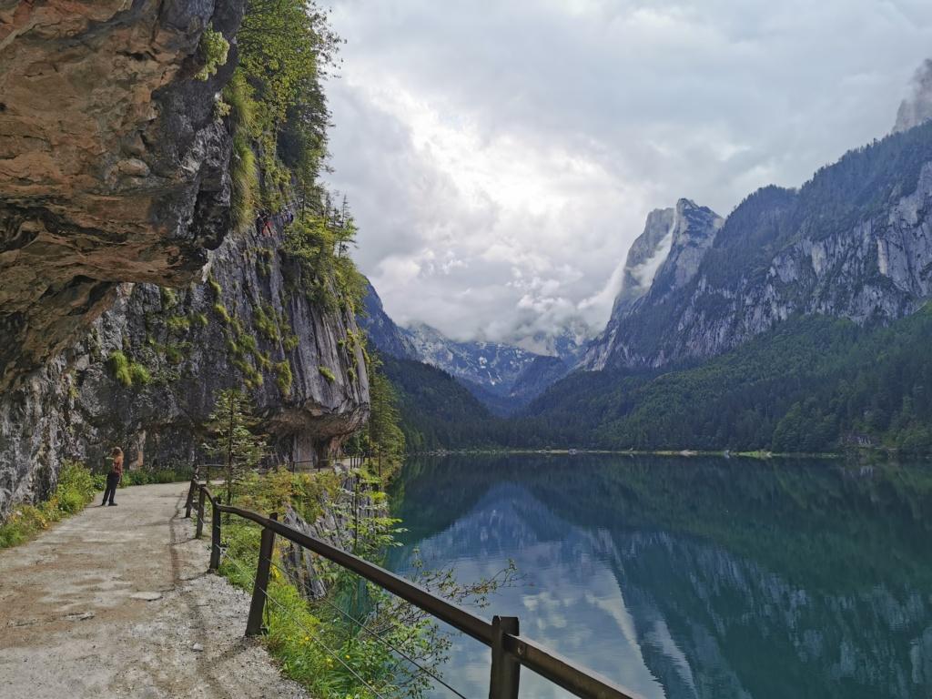 První cyklo dovolená k rakouským jezerům 19