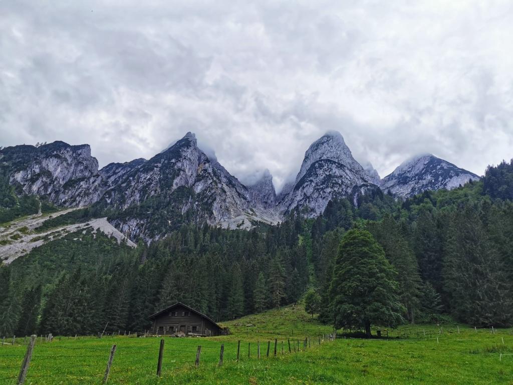 První cyklo dovolená k rakouským jezerům 15