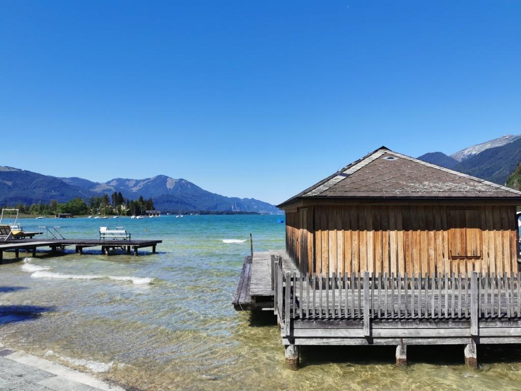 První cyklo dovolená k rakouským jezerům 34