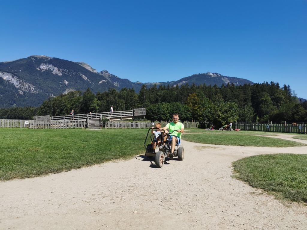 První cyklo dovolená k rakouským jezerům 36