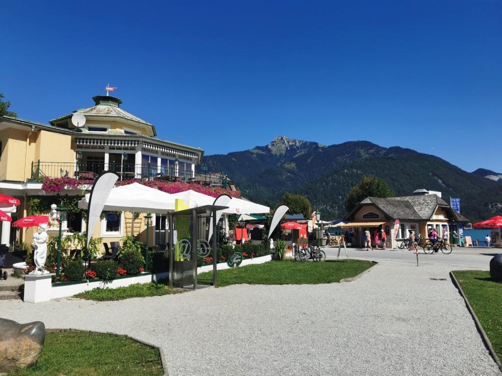 První cyklo dovolená k rakouským jezerům 39