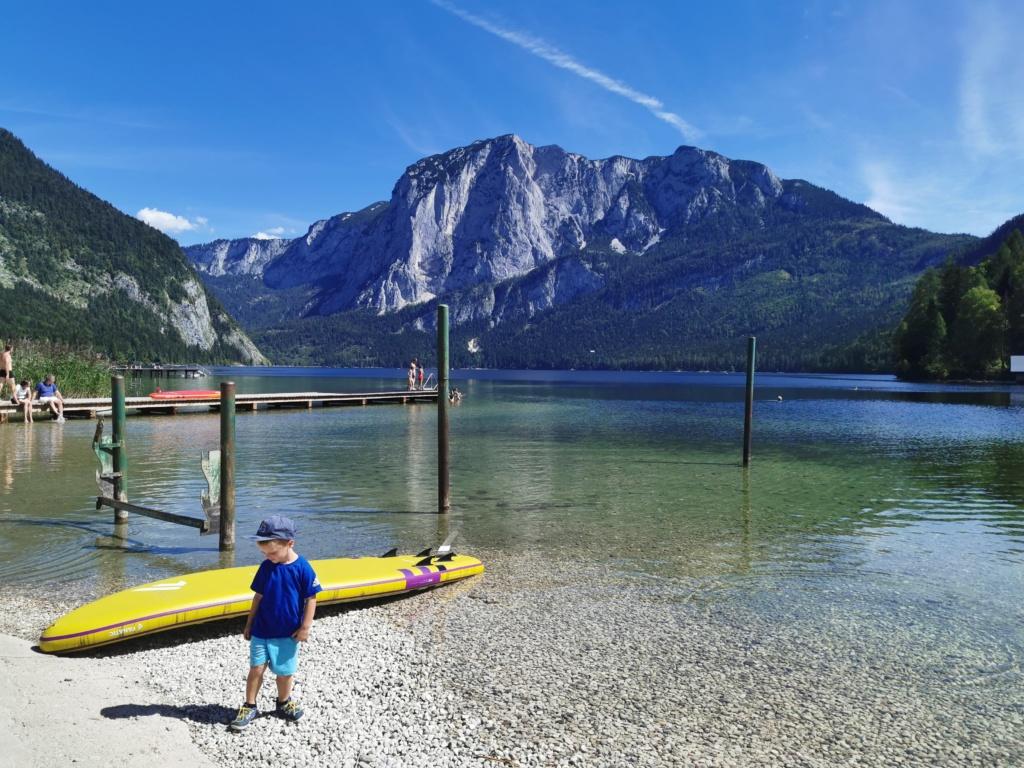 První cyklo dovolená k rakouským jezerům 47