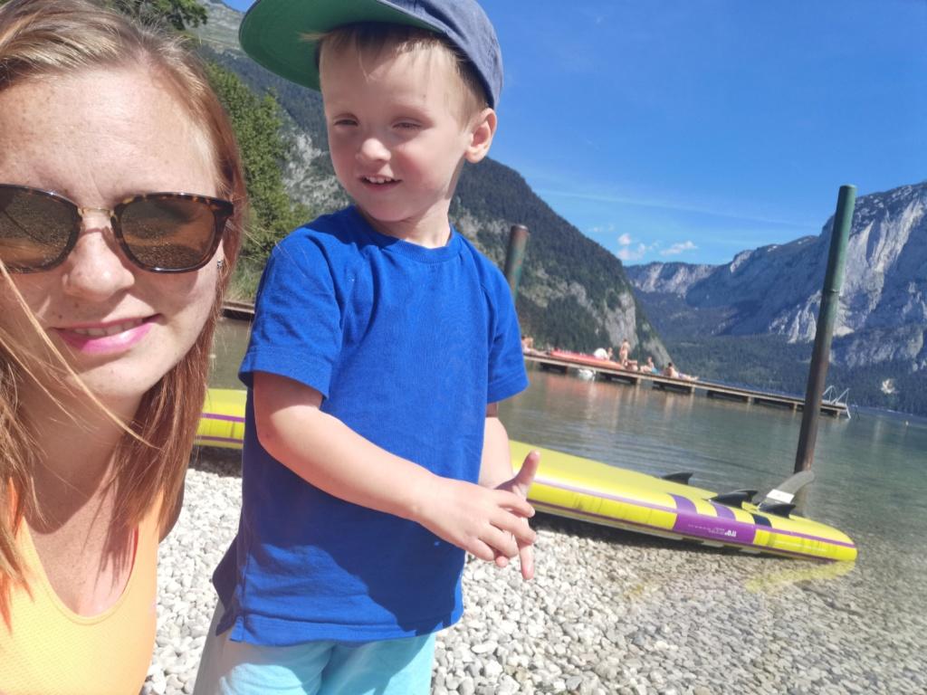 První cyklo dovolená k rakouským jezerům 45