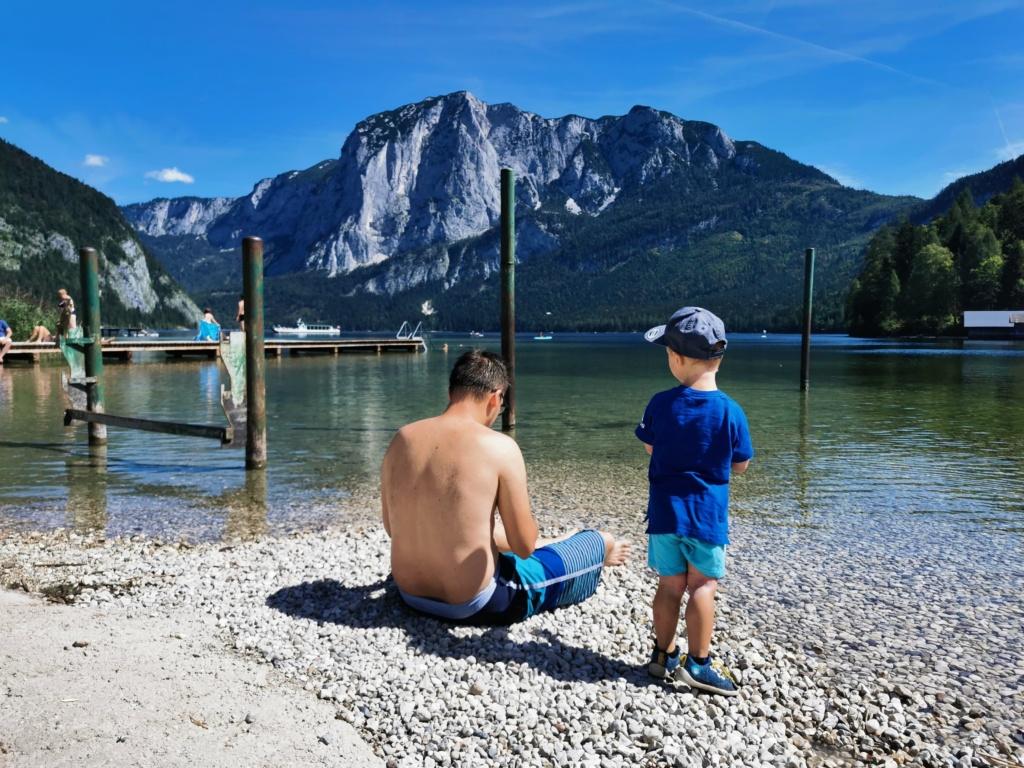 První cyklo dovolená k rakouským jezerům 43