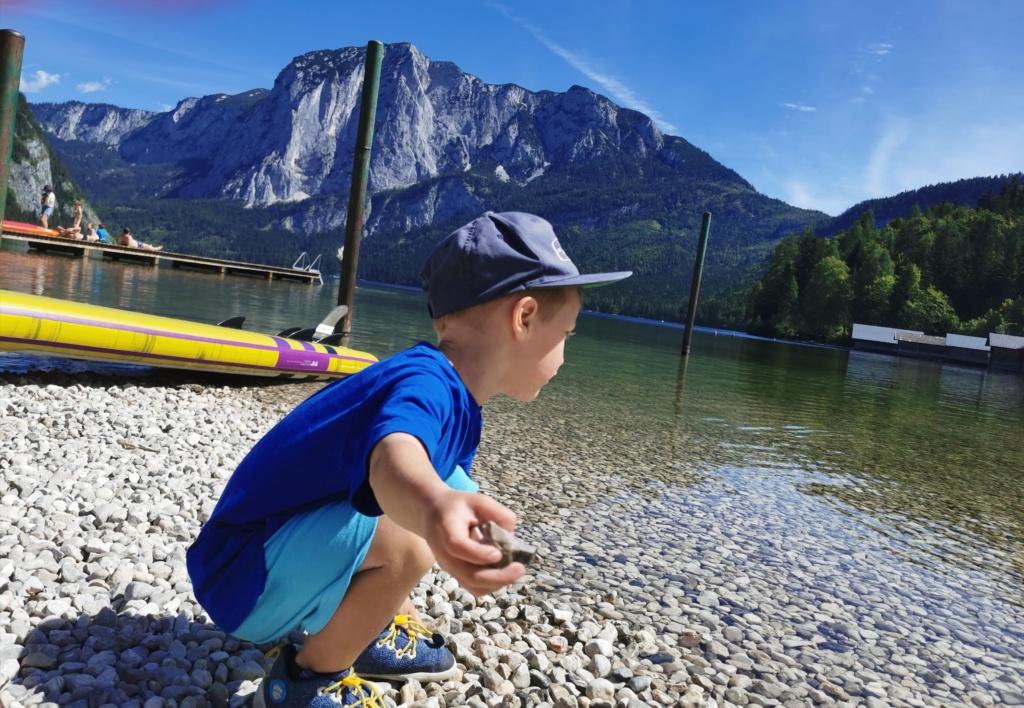První cyklo dovolená k rakouským jezerům 46