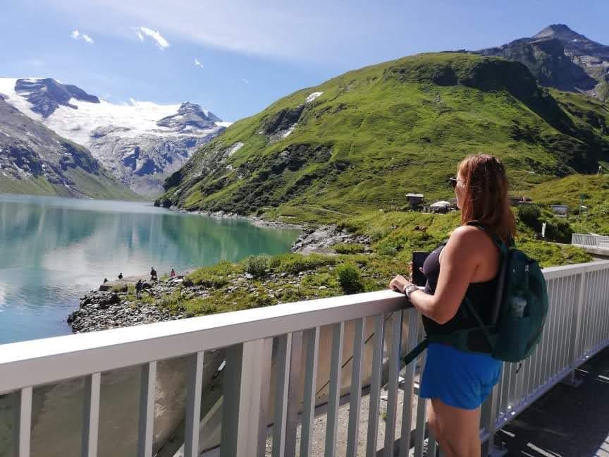 První cyklo dovolená k rakouským jezerům 27