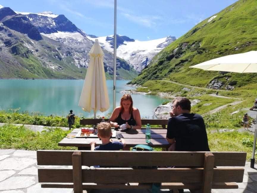 První cyklo dovolená k rakouským jezerům 33