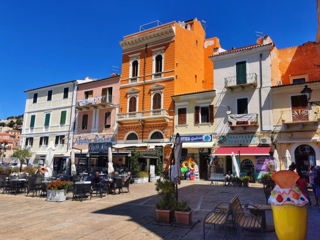 Sardinie - Smaragdové pobřeží 39