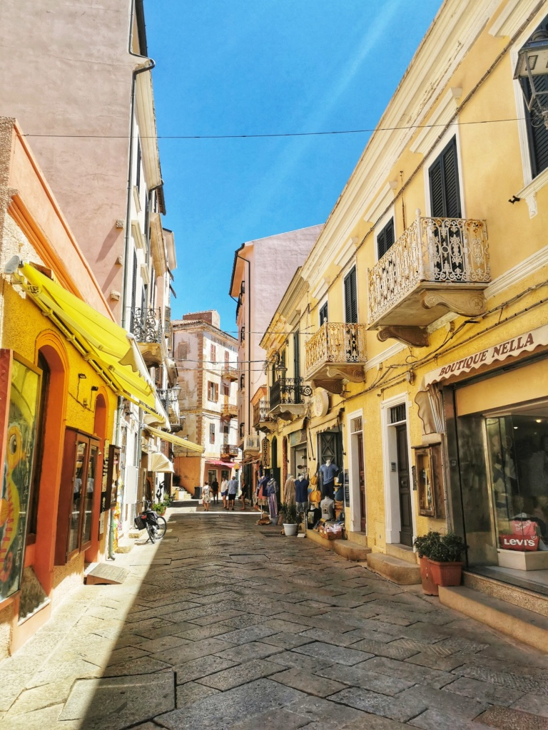 Sardinie - Smaragdové pobřeží 42